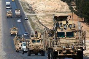Củng cố căn cứ sát biên giới Thổ: Mỹ đang câu giờ