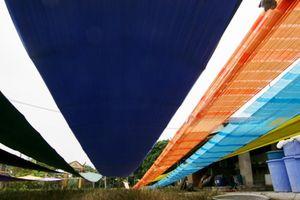 Về thăm ngôi làng được mệnh danh là 'Á hậu' lụa Việt Nam