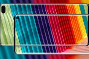 Đã chốt màu của loạt Galaxy S10