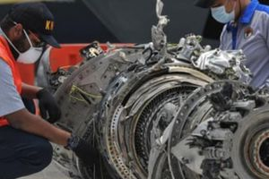 Máy bay Indonesia chở 189 người rơi: Tìm thấy hộp đen thứ 2