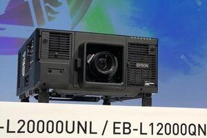 Epson khoe máy chiếu 4K có độ sáng 'khủng' nhất thế giới