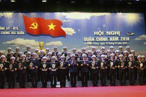 Đảng ủy - Bộ tư lệnh Quân chủng Hải quân tổ chức Hội nghị Quân chính năm 2018