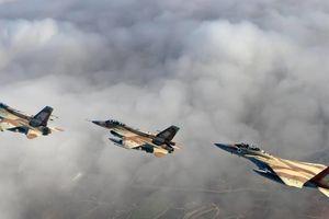 Israel bất ngờ tiết lộ sốc về số lần không kích Syria