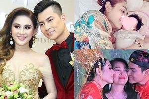 Một năm hạnh phúc viên mãn của mỹ nhân chuyển giới Lâm Khánh Chi