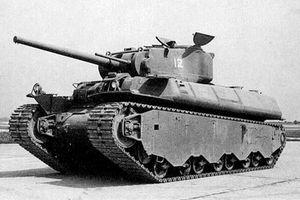 Điều ít biết về xe tăng hạng nặng Mỹ bị 'thất sủng' trong CTTG 2