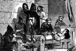 Phạt 'cười đến chết': Phương pháp tra tấn tàn bạo thời cổ đại