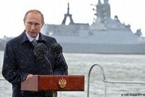 Ba Lan định xây đảo nhân tạo sát căn cứ địa Hạm đội Baltic của của Nga