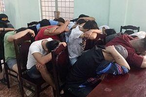 66 người dùng ma túy tại quán bar ở Biên Hòa