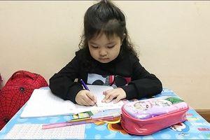 Cha mẹ nên rèn nếp tự học cho con như thế nào?
