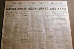 Vụ cướp Ngân hàng hoàn hảo nhất nước Mỹ (Phần 4)