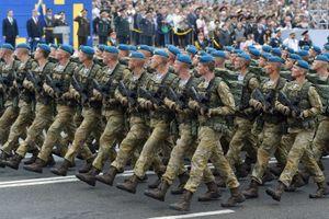 Tướng Ukraine nêu khả năng xảy ra chiến tranh với Nga