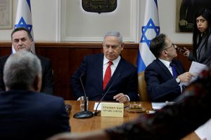 Bất chấp căng thẳng với Nga và Syria, Israel công khai thừa nhận không kích