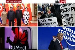 Thế giới tuần qua: Chuyến thăm bất ngờ của ông Kim tới Bắc Kinh