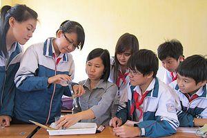 Chương trình GDPT mới: Các môn tích hợp sẽ được dạy như thế nào?