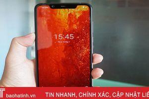 Đập hộp Nokia 8.1 - smartphone chạy Snapdragon 710 có giá rẻ nhất tại Việt Nam