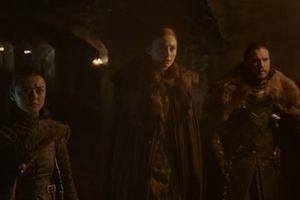 Game of Thrones ấn định ngày chiếu mùa cuối cùng và tung teaser bí ẩn