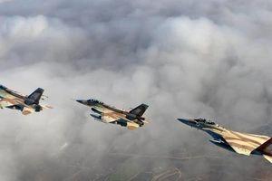 Tuyên bố sốc của Israel về việc dội bom xuống Syria