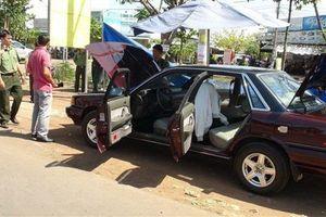 Bình Phước: Xe ô tô của cán bộ kiểm lâm nghi bị cài mìn tự chế
