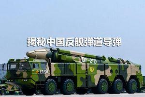 Mô phỏng 'sát thủ tàu sân bay' DF-21D của Trung Quốc diệt tàu sân bay