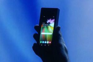 Smartphone có thể gập lại của Samsung sẽ lên kệ trong nửa đầu năm 2019
