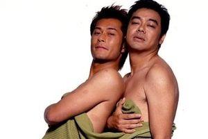 'Cặp bài trùng' Cổ Thiên Lạc - Lưu Thanh Vân gây sốc với bộ ảnh khỏa thân