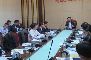 Trình Chính phủ dự án đường sắt tốc độ cao Bắc-Nam trong tháng 1/2019