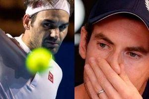 Federer 'sốc nhẹ' sau tuyên bố chấn động của Murray