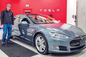Tesla tiến vào thị trường Trung Quốc