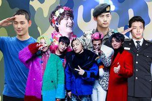 Điểm mặt 13 nghệ sĩ Hàn Quốc sẽ xuất ngũ trong năm 2019