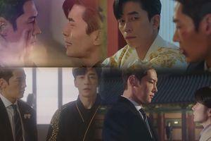 'Hoàng hậu cuối cùng': Thuyền Lee Hyuk - Woo Bin ra khơi, SBS phát hành phim ngắn đam mỹ 'Người đàn ông của Hoàng đế'