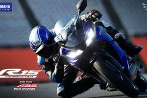 Yamaha bổ sung phanh ABS 2 kênh cho YZF-R15 với giá rẻ