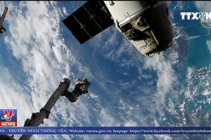 Tàu vũ trụ SpaceX Dragon rời ISS