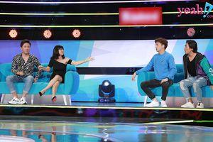 Kiều Minh Tuấn và Cát Phượng xuất hiện cùng một gameshow nhưng lại không chung đội chơi