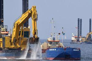Mỹ cảnh báo 'lạnh gáy' các công ty Đức ủng hộ Dòng chảy phương Bắc 2