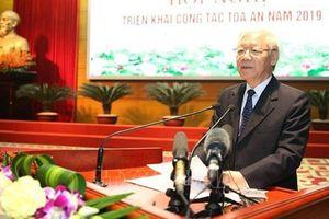 Tổng bí thư, Chủ tịch nước: Tội phạm tham nhũng đang từng bước được kiềm chế
