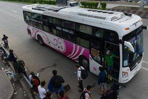 Thái Bình: Xử phạt 22 vi phạm xe dù, bến cóc