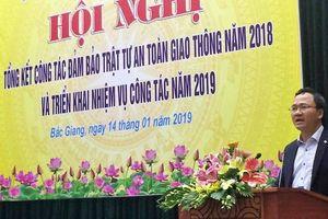 Bắc Giang dũng cảm, đi đầu trong việc thống kê số lượng TNGT