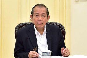 Phó Thủ tướng yêu cầu xử lý nghiêm vụ 'cò' taxi đánh gãy răng nhân viên an ninh sân bay