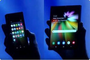 Điện thoại màn hình gập Samsung Galaxy Fold có pin nhỏ hơn dự kiến