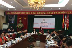 Hội nghị Ban Thường vụ T.Ư Hội Chữ thập đỏ Việt Nam Khóa X, kỳ họp thứ III