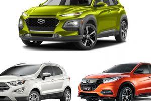 Hyundai Kona tiếp tục dẫn đầu phân khúc SUV cỡ nhỏ tại Việt Nam