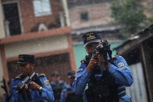 Những hình ảnh hãi hùng ở Honduras, nơi tỷ lệ giết người cao nhất thế giới