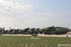 Kinh ngạc trước dàn vũ khí số 1 Đông Dương của Quân đội Lào