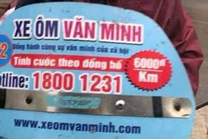 Những bất thường sau vụ 'tố' lái xe ôm đòi 600.000 đồng cho quãng đường 10km