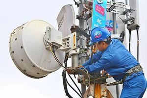 Sẽ đấu giá băng tần 2.6 GHz cho 4G trong tháng 3/2019