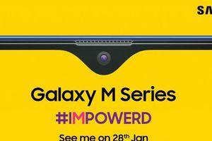 Chi tiết Galaxy M, điện thoại 'giọt nước' đầu tiên của Samsung