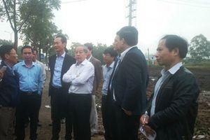 Đảm bảo tiến độ giải phóng mặt bằng dự án mở rộng cảng HKQT Phú Bài