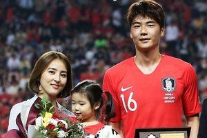 Nhan sắc quyến rũ của bóng hồng 'hot' nhất nhì làng bóng đá Hàn Quốc