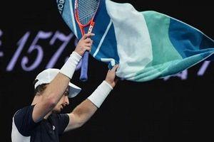 Murray thua sốc Bautista ngay trận ra quân Australia mở rộng