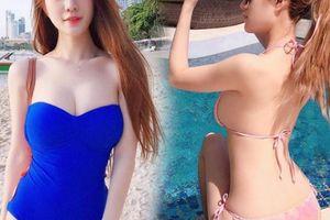 Mê mẩn với vóc dáng gợi cảm của nữ tiếp viên hấp dẫn nhất Malaysia